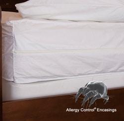 Allergy Control Cotton Pure Queen Mattress Encasing