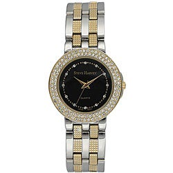 Steve Harvey Men's Two-tone Bracelet Watch