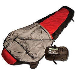 Grizzly Backpacking 30 degree Mummy Bag