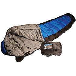 Grizzly Backpacking 0 degree Mummy Bag