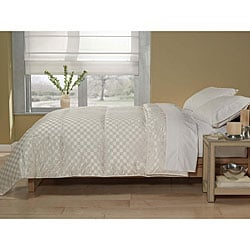 Oversized 500 Thread Count Silkworks White Goose Down Comforter