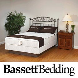 Bassett Gadsen Firm Queen-size Mattress Set