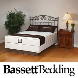 Bassett Florham Plush King-size Mattress Set