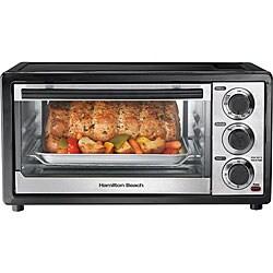 Hamilton Beach 31508 6-slice Toaster Oven