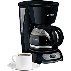 Mr. Coffee 'Black' Tf5 4-cup Coffee Maker