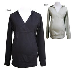 Belly Button Women's Maternity Hoodie