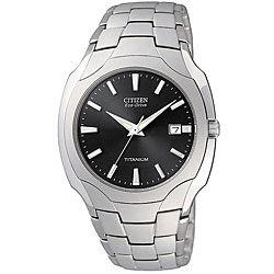 Citizen Men's Eco-drive Titanium Watch