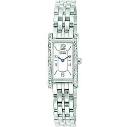 Citizen Women's Eco-drive Palidoro  Crystal