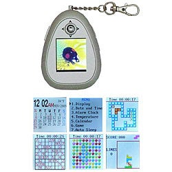 Multi-function 1.5-inch Digital Photo Keychain
