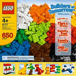 LEGO Builders of Tomorrow Set (6177)