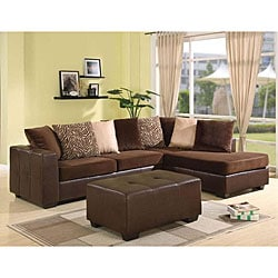 Hillsborough Ultra Plush Sectional Sofa