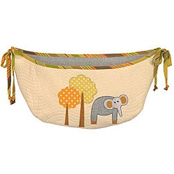 Cotton Tale Elephant Brigade Toy Bag