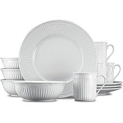 Mikasa Italian Countryside 45-piece Dinnerware Set