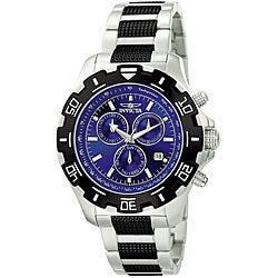 Invicta Men's Invicta II Blue Dial Chronograph Watch
