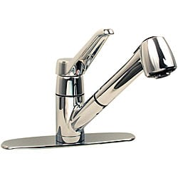 Price Pfister Polished Chrome Pull-out Kitchen Faucet