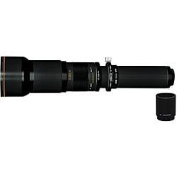 Rokinon/ Pentax 650-2600mm Super Telephoto Zoom Lens
