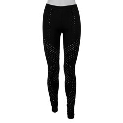 French Connection Women's Studded Leggings