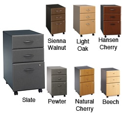 Series A Advantage Beech 3-drawer File