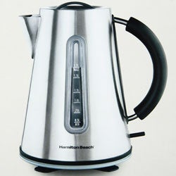 Hamilton Beach 40999R 10-cup Electric Kettle