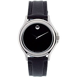 Movado Men's Stainless Steel 'Folio' Watch