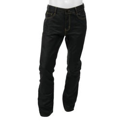 Cain & Abel Men's Black Denim Jeans