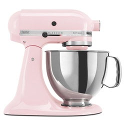 KitchenAid KSM150PSPK Pink Artisan Series 5-quart Stand Mixer