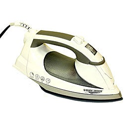 Black & Decker F2200 Advantage Steam Iron (Refurbished)