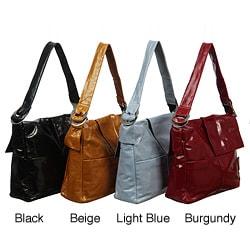 Cosmo Italian Leather Handbag