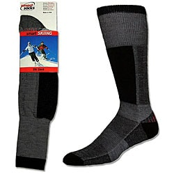 Smart Socks Black Cushioned Merino Wool Ski Socks (Pack of 3)