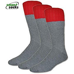 Smart Socks Classic Hunting Boot Crew Socks (Pack of 6 Pair)