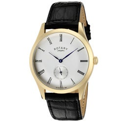 Rotary Men's Cream Dial Watch