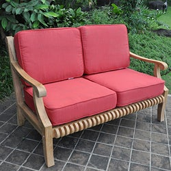 Kokomo Teak Loveseat