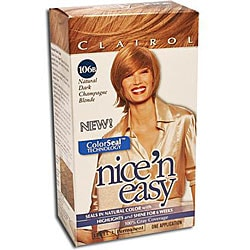 Nice'n Easy #106B Natural Dark Champagne Blonde (Pack of 4)