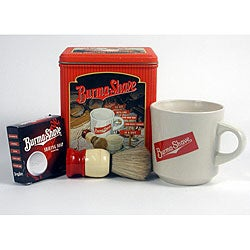 Burma Shave Mug, Brush and Soap Sets (Pack of 3)
