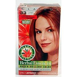 Herbal essences red hair dye