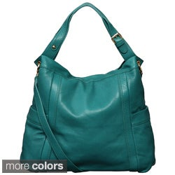 Presa &#39;Kennington&#39; Large Leather Hobo 