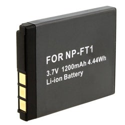 Eforcity 242816 Sony DCS-L/ M Series 3-piece Li-ion Battery