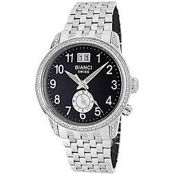 Roberto Bianci Men's Eleganza Diamond Watch