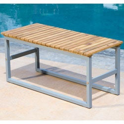 Portico Outdoor 35-inch Bench