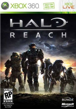 Xbox 360 - Halo: Reach - By Bungie Software