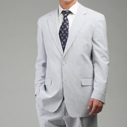 Haspel Men's 'New Orleans' Cotton Seersucker Suit