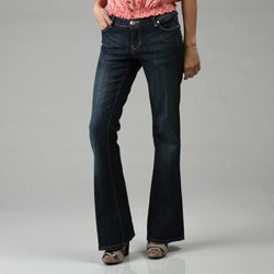 Seven 7 Women's Basic Dark Jeans