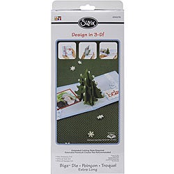 Sizzix Bigz XL BIGkick/ Big Shot 'Christmas Tree' 3D Pop-up Die