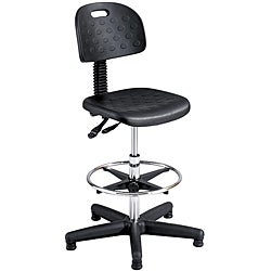 Safco Soft Tough Black Stool