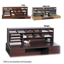 Safco High Capacity Desk Top Organizer