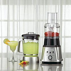 Cuisinart CB-600FP SmartPower Blender/ Food Processor (Refurbished)