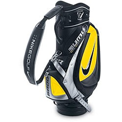 Nike Sumo SQ 5900 Black/ Yellow Golf Staff Bag