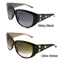 Christian Dior 'Ethnidior 1' Plastic Sunglasses