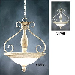 Monterrey 3-light Inverted Pendant Light Fixture