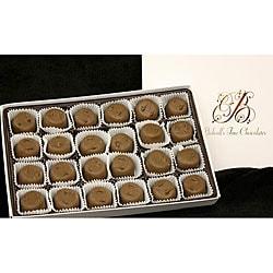 Bidwell Candies Chocolate Cherry Creams 1-pound Gift Box